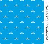 cargo wagon pattern vector... | Shutterstock .eps vector #1257214930