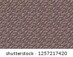 fauxe leather seamless texture... | Shutterstock . vector #1257217420