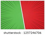 versus battle template with two ...   Shutterstock .eps vector #1257246706