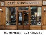 paris  france  october 6  2016  ...   Shutterstock . vector #1257252166