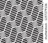 vector seamless pattern.... | Shutterstock .eps vector #1257279136