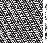 vector seamless pattern.... | Shutterstock .eps vector #1257279559