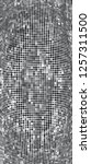 abstract halftone texture is... | Shutterstock .eps vector #1257311500