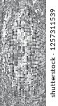 abstract halftone texture is... | Shutterstock .eps vector #1257311539