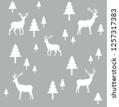 wallpaper with a pattern of...   Shutterstock .eps vector #1257317383