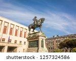 livorno tuscany  italy   april...   Shutterstock . vector #1257324586