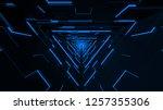 abstract background.dijital... | Shutterstock . vector #1257355306