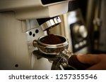 professional grinding mechanism.... | Shutterstock . vector #1257355546