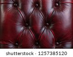 texture and pattern of red dark ... | Shutterstock . vector #1257385120