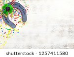 have a lucky day | Shutterstock . vector #1257411580