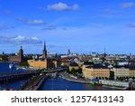 stockholm sweden september 28...   Shutterstock . vector #1257413143