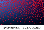 usa independence day. colors of ... | Shutterstock .eps vector #1257780280