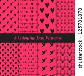 Dramatic Valentine Backgrounds...