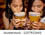 udon thani  thailand october 21 ... | Shutterstock . vector #1257921643