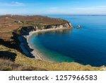 porzh naye or porz naye bay in...   Shutterstock . vector #1257966583
