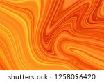 abstract liquid marble texture... | Shutterstock .eps vector #1258096420
