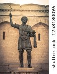 The Colossus of Barletta, a large bronze statue of an Eastern Roman Emperor