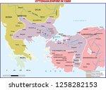 ottoman empire  n 1389 | Shutterstock .eps vector #1258282153
