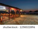 Night Beach Party In Goa  India