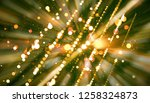 abstract bright gold motion... | Shutterstock . vector #1258324873