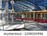 berlin  federal republic of... | Shutterstock . vector #1258334986