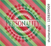 personality christmas style...   Shutterstock .eps vector #1258399009