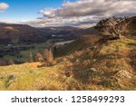 helm crag is a fell in the... | Shutterstock . vector #1258499293