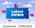 latest news vector illustration ...
