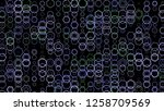 abstract background pattern... | Shutterstock . vector #1258709569