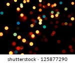 various different multicoloured ... | Shutterstock . vector #125877290
