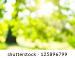 abstract nature background | Shutterstock . vector #125896799