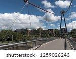 frankfurt am main  germany june ...   Shutterstock . vector #1259026243