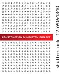 construction and industry... | Shutterstock .eps vector #1259064340