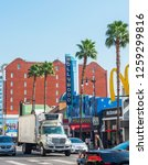 hollywood  california  usa  ... | Shutterstock . vector #1259299816