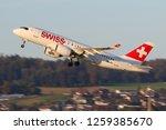 kloten  zurich  switzerland  ... | Shutterstock . vector #1259385670