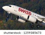 kloten  zurich  switzerland  ... | Shutterstock . vector #1259385673
