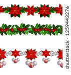 christmas elements for your... | Shutterstock .eps vector #1259443276