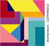 vector image tangram