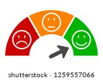 scale speed  valuation by...   Shutterstock .eps vector #1259557066