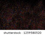 abstract explosion of confetti. ... | Shutterstock .eps vector #1259580520