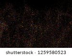 abstract explosion of confetti. ... | Shutterstock .eps vector #1259580523