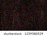 abstract explosion of confetti. ... | Shutterstock .eps vector #1259580529