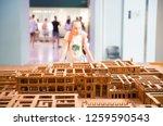 greece  crete  heraklion   july ... | Shutterstock . vector #1259590543