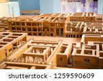 greece  crete  heraklion   july ... | Shutterstock . vector #1259590609