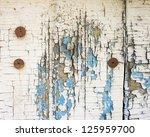 detail of a vintage door with... | Shutterstock . vector #125959700