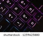 Numeric Pad Of Computer...