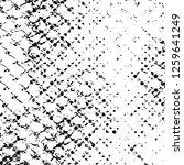 vector grunge overlay texture....   Shutterstock .eps vector #1259641249