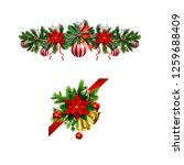 christmas elements for your... | Shutterstock .eps vector #1259688409