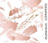 seamless pattern   grunge brush ... | Shutterstock .eps vector #1259699353