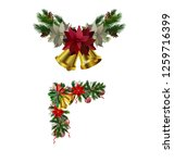 christmas elements for your... | Shutterstock .eps vector #1259716399